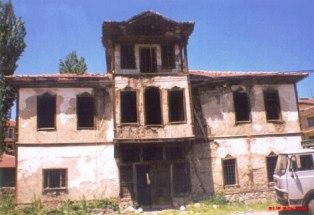 cubuk tarihi evler