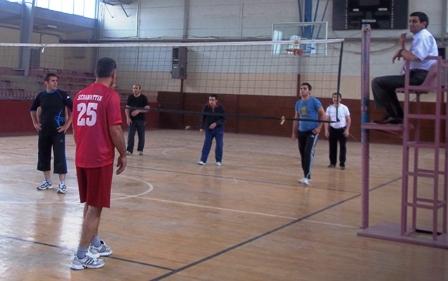 Öğretmen Voleybol Turnuvası Sona Erdi