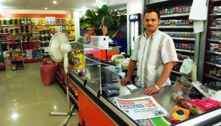 Köy Bakkaldan Süpermarkete
