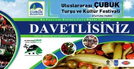 Çubuk, Turşu ve Kültür Şenliğine Hazırlanıyor