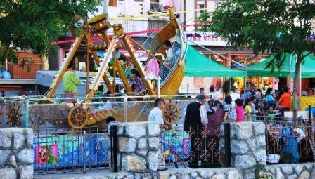 Mahallede Şenlik Var Çubuk'ta Başladı