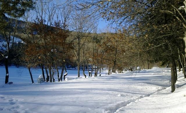 Ankaralının Gözde Mekanı Karagöl