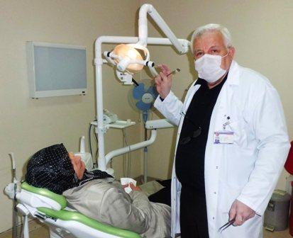 Sevilen Kişilik Diş Hekimi Ahmet Tan