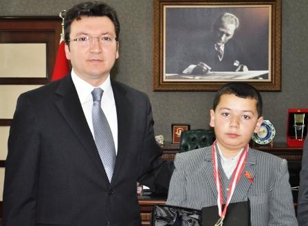 Çubuk Matematik Türkiye Birincisi Oldu
