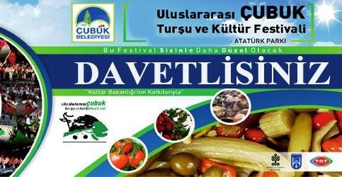 Çubuk'ta 9. Turşu Festivali Hazırlığı
