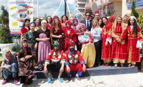 """Çubuk'ta Merhaba Yaz, Hoş Geldin Ramazan"""" Şenliği"""