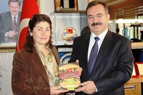 Çubuk'un Geleneksel Mutfak Kültürü Kitabı Hazır