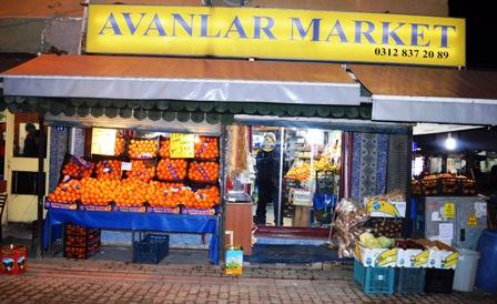 Market Hırsızı Yarım Saat Sonra Yakalandı