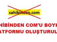 Sahibinden.com'a Boykot