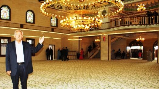 Yildirim Beyazit Cami Kulliyesi Egitim ve Kultur Dernegi Baskani Yusuf Abadan