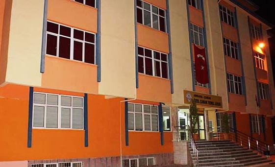 Çubuk'ta Fetö'nün Okulları Mühürlendi