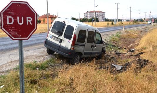 Bulvarda Trafik Kazası: 3 Yaralı