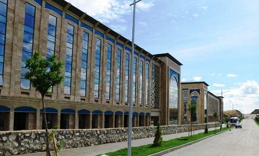 Yıldırım Beyazıt Üniversitesi Külliyesi Tamam
