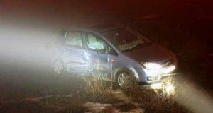 Kavşak'ta Kaza 4 Yaralı