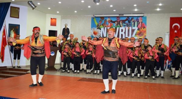 Çubuk'ta Renkli Nevruz Etkinliği