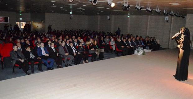 Çubuk'ta İstiklal Marşı'nın Kabul Programı