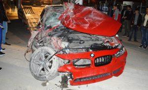 Otomobiller Hurdaya Döndü: 5 Yaralı