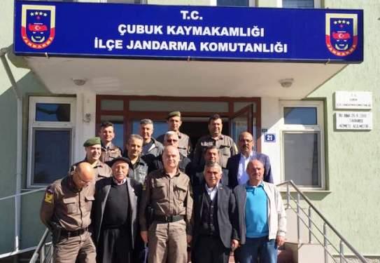 İlçe Komutanı Kıran'ın Suriye Elbab'a Görevi Çıktı