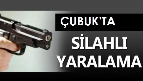 Atatürk Caddesinde Silahlı Kavgada 1 Kişi Yaralandı