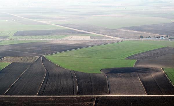Çubuk ve Akyurt'ta Araziler Birleştirme Projesi