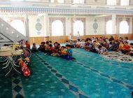 Çubuk'ta Kuran Kursu Öğrencilerine Ödül