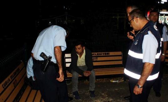 Polis, Zabıta İlçe Emniyeti Ve Güvenliği İçin El Ele