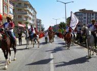 Çubuk'ta Büyük Festival Başladı