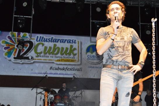 Festivalde Coşkulu Kıraç Konseri