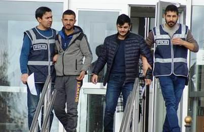Çubuk'ta Toplam 91 Hırsızlık Şüphelisi  Tutuklandı