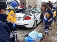 Çubuk'taki Kazada 1 kişi daha öldü, sürücü yakalandı
