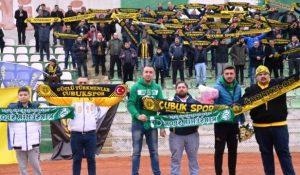 Çubukspor Kırşehir'den Mağlup Döndü
