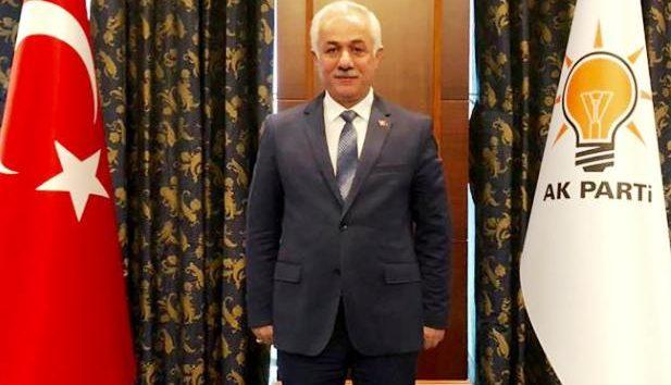Eski başkan Lokman Özden milletvekili aday adayı oldu