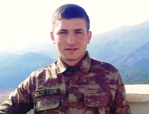 Çubuklu Asker Bıçaklanarak Öldürüldü