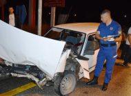 Ahi Evran Kavşağında Trafik Kazası: 6 Yaralı