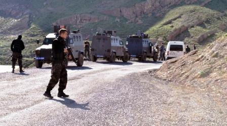 Hakkari Şemdinli'de Çatışma: 5 Şehit, 1 Yaralı