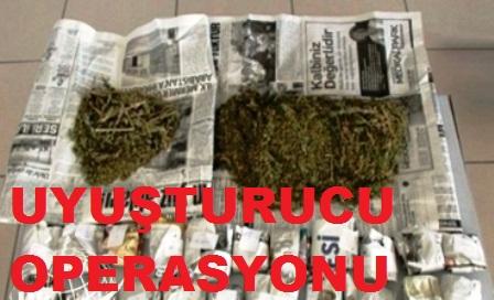 Çubuk'ta Operasyonu: 4 Göz Altı
