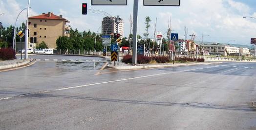 Trafik Lambalarına Sürücüler Tepkili