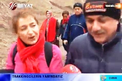 Ataman ile Adım Adım Çubuk'ta