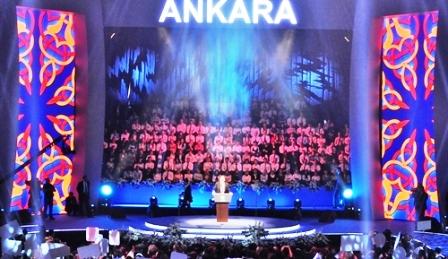 Ankara'nın Gelecek Projeleri Açıklandı