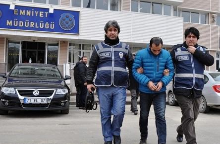 Çubuk'ta Dolandırdı Kırıkkale'de Yakalandı