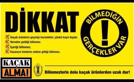 turkiye kacak sigara haber