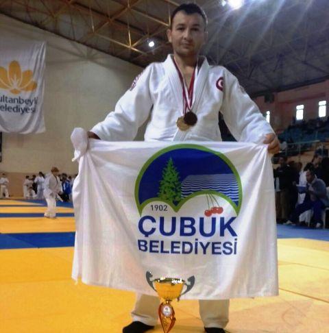 Ankara Judo sampiyonu