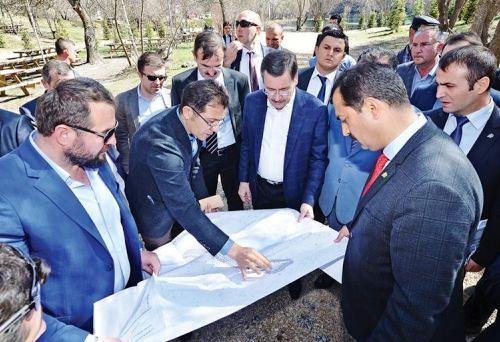 Baskan Gokcek Karagol tabiat parki