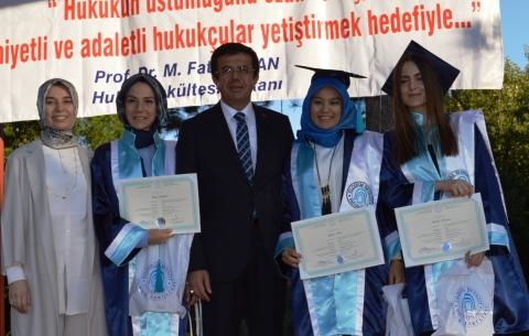 cubuk ybu hukuk fakultesi mezuniyet