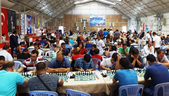 Uluslararasi Acik Satranc Turnuvasi Basladi