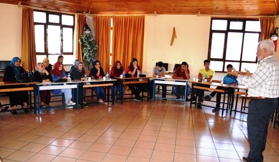 KOSGEB'ten Çubuklu Girişimcilere İş Kapısı