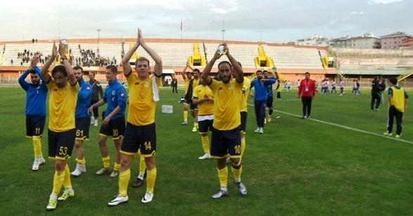 Çubukspor  Sivastan 2-0 Galip Geldi
