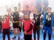 Wushu Sanda dan 2 Ankara Şampiyonu Çıktı