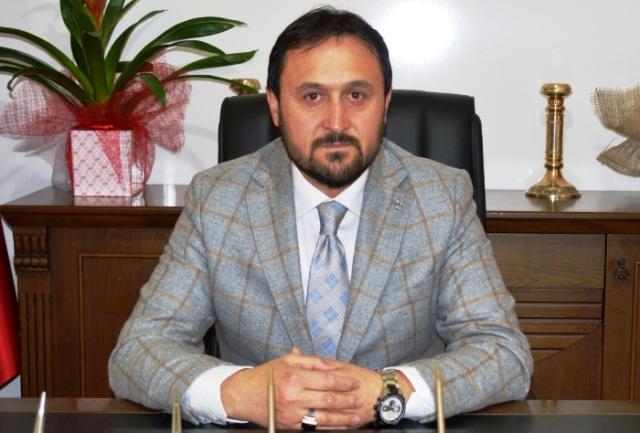 Çubuk MHP İlçe Başkan Ali Çankaya İstifa Etti