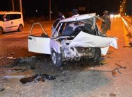 Zincirleme Kazada 1 kişi öldü 3 kişide yaralı